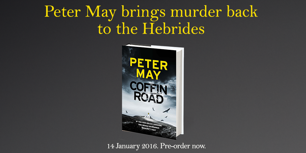 Latest news from peter may scottish author of the lewis trilogy entry island wins french literary award fandeluxe Choice Image